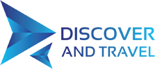 Discover And Travel Logo